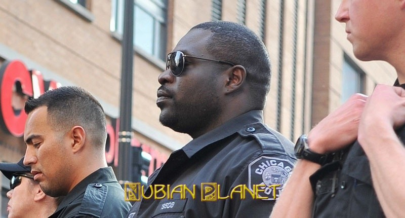 how to get more black police officers