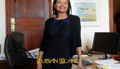 mzimela first black woman to won airline south africa