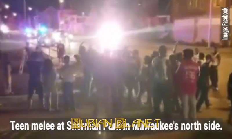 teen-melee-sherman-park-milwaukee-north-side-rioting-insues