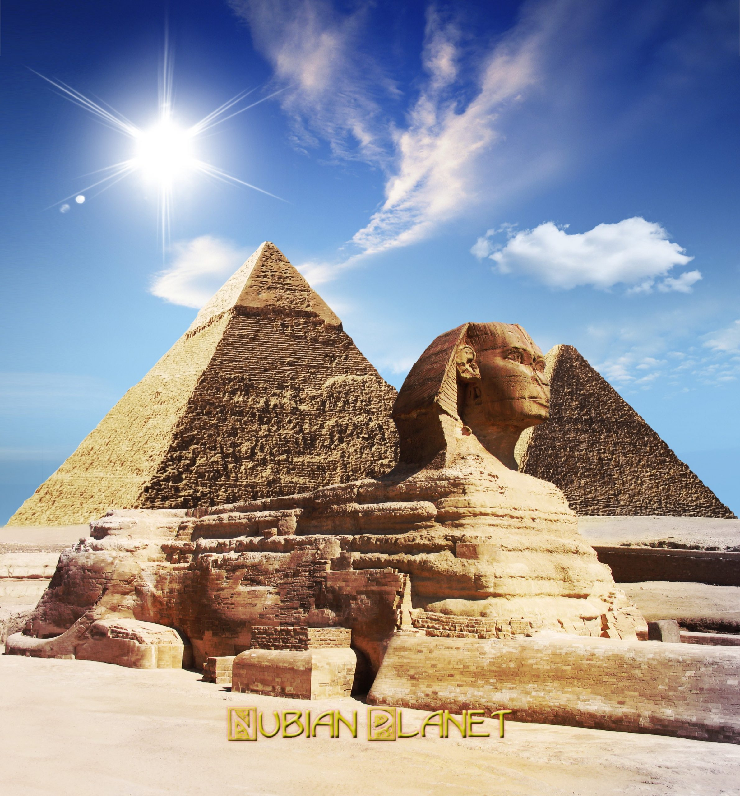Pyramids of Giza Egypt Nu Planet land of Black people scaled