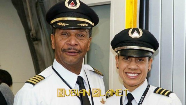 Delta Finally Hires Its First Black Female Captain