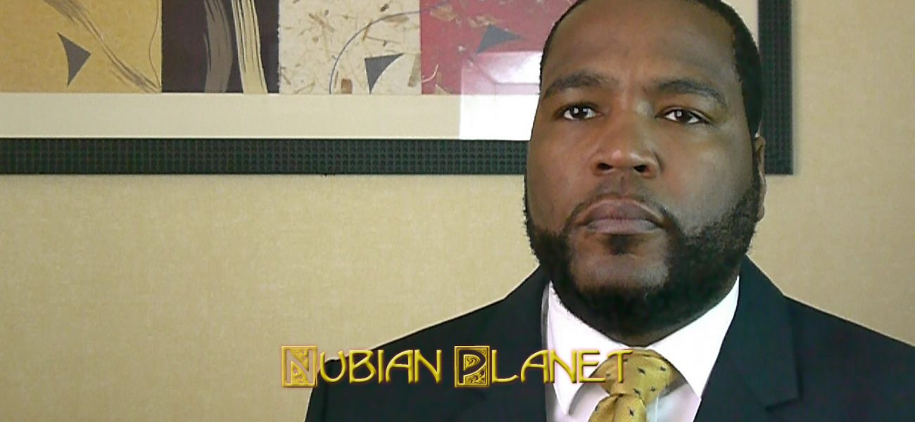 Dr Umar Explains Why Black People Run Away From Power