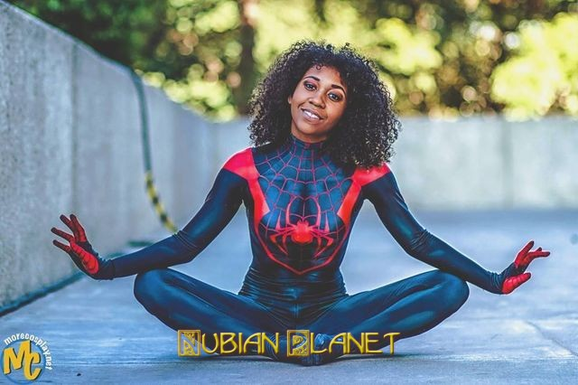 Black Cosplay Sexy Black Women As Superheroes And Villains 64