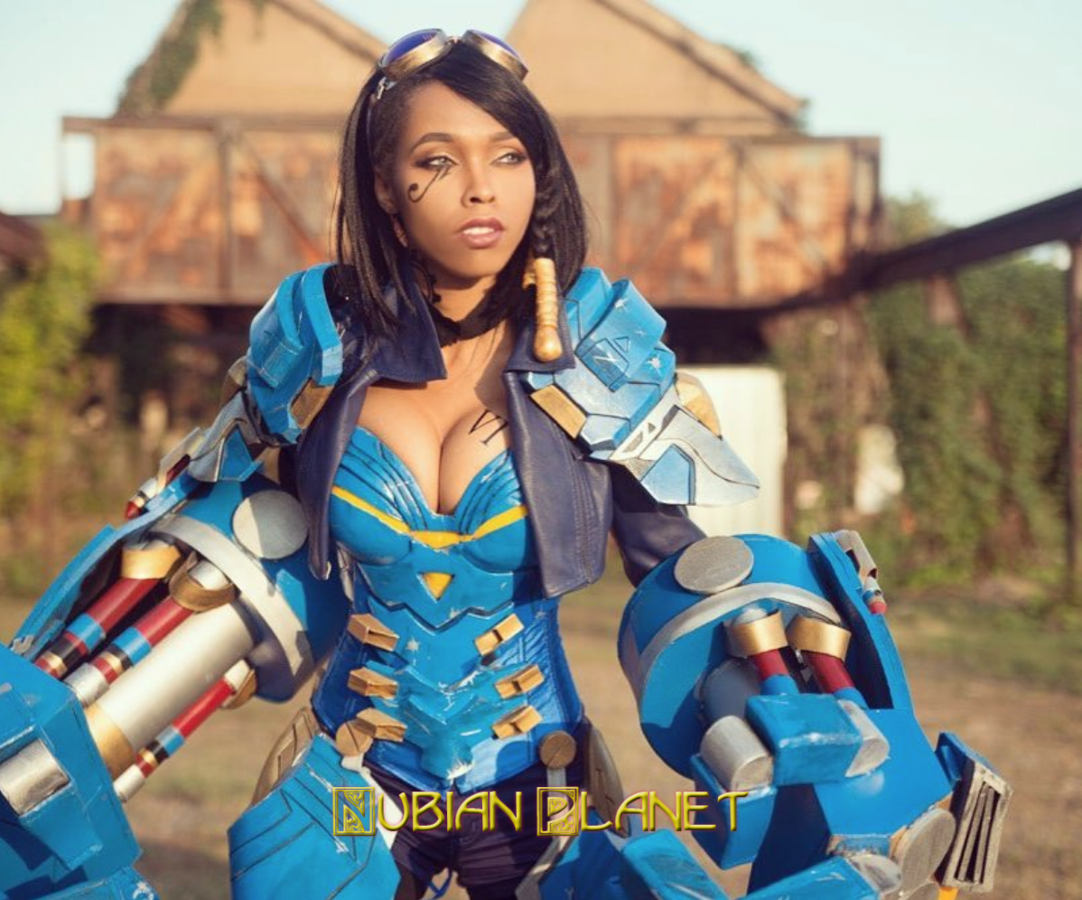 Black Cosplay Sexy Black Women As Superheroes And Villains 68