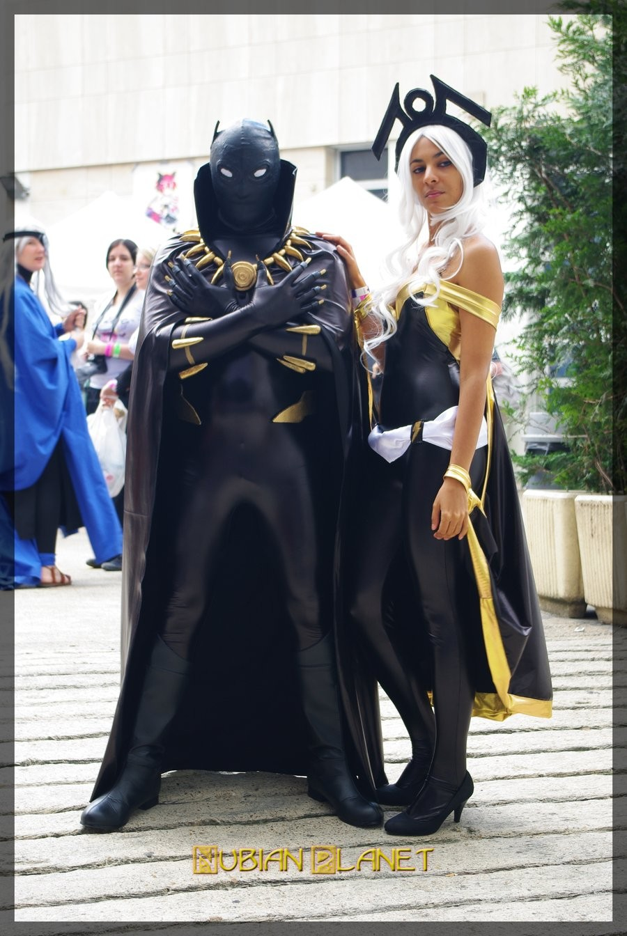 Black Cosplay Sexy Black Women As Superheroes And Villains 70