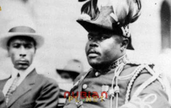 marcus garvey black peopel are not ready to build their own nation