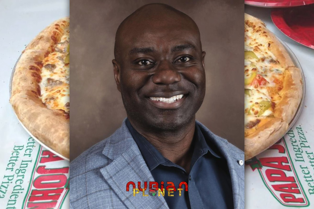 Papa John's names chief people officer some black guy