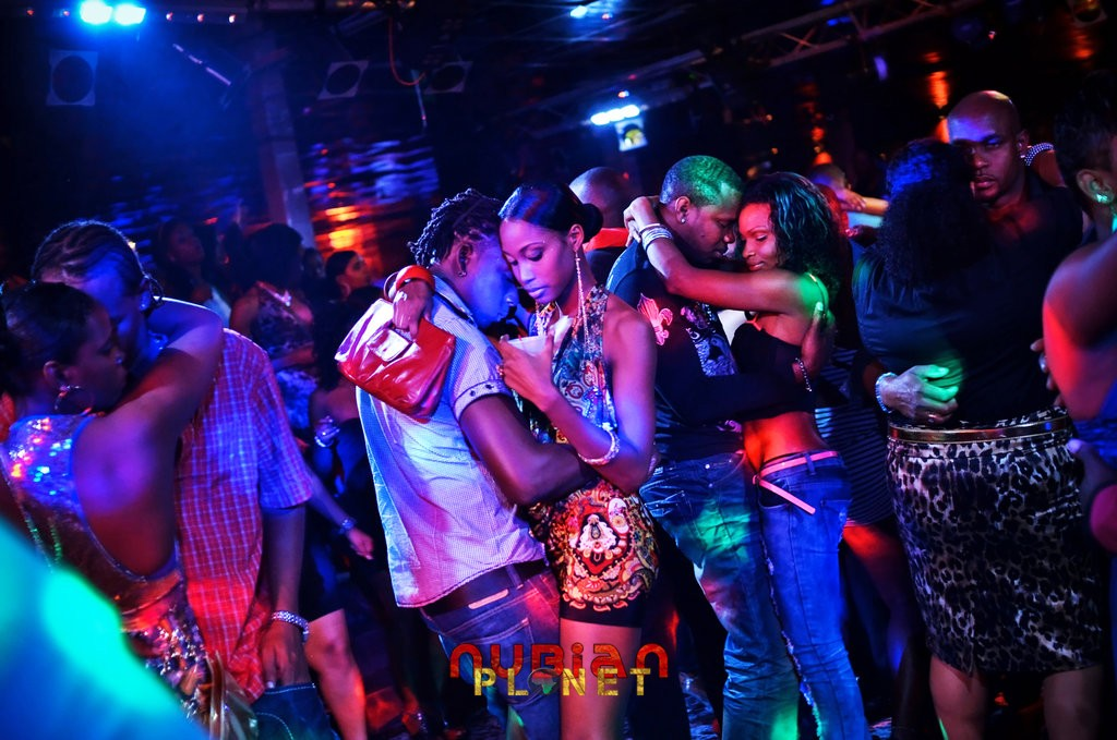 black people created party culture