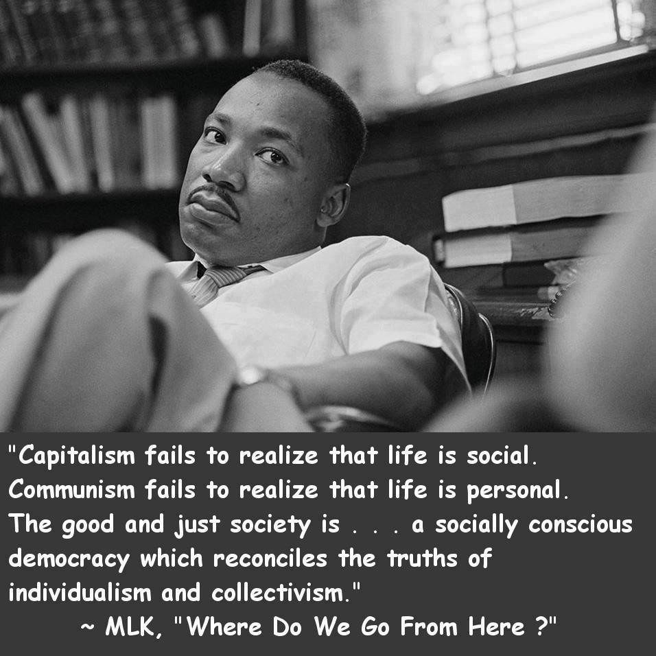 martin luther king economic justice